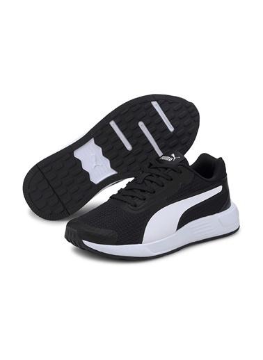 Puma Puma Taper Jr Erkek Çocuk Koşu Ayakkabısı Siyah